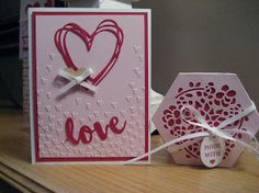 Inkspired Stampin with Tammy: Blogging Friends Blog Hop with Love