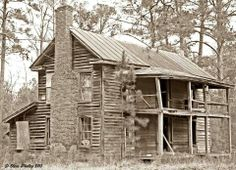 ☆ Old Houses, Abandoned, Cabin, House Styles, Home Decor, Homemade Home Decor, Cabins, Cottage, Decoration Home