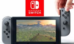 Nintendo Switch iOS-Related Exploit Could Lead to Hacking - http://appinformers.com/nintendo-switch-ios-related-exploit-lead-hacking/7531/