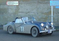 BRESCIACAR Auto Classiche - TRIUMPH TR3, L`INGLESINA MULTIUSO