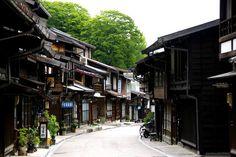 奈良井宿/長野