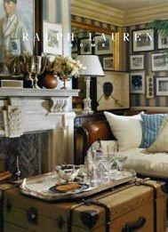 Ralph Lauren Home #Moreton_Hall Collection 7 - Living room