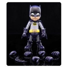 Batman Classic 1966 TV Series Hybrid Metal Figuration Action Figure