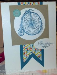Oh Happy Day Feeling Sentimental by klikes - Cards and Paper Crafts at Splitcoaststampers