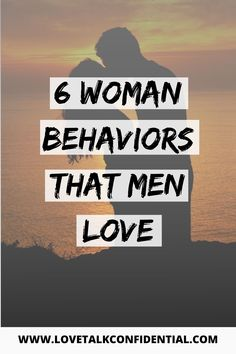6 Woman Behaviors That Men Love - Love Talk Confidential Relationship Advice Quotes, Healthy Relationship Tips, Marriage Relationship, New Relationships, Relationship Problems, Insecure In Love, Feeling Insecure, Forgiveness Scriptures, First Date Tips