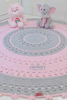 Crochet Carpet, Crochet Home, Diy Crochet, Crochet Baby, Halloween Toys, Halloween Crochet, Animal Rug, Knit Rug, Nursery Rugs