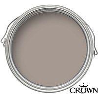 Crown Breatheasy Standard Crushed Chocolate - Matt Emulsion Paint - 2.5L