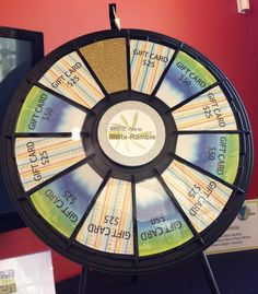 We have extended our extended office hours until this Friday January 18th to answer your renewing questions. With that said, we have also extended our Prize wheel! If you have renewed come by the office between 4-8pm to test your luck. If you are planning to renew do it by the end of the week to get the added bonus of spinning the wheel. Prizes range from gift cards to iPads! Buy this PrizeWheel at…