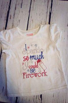 4 th of July shirt idea