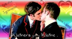 Klainers gonna Klaine, forever . ♥ ;)
