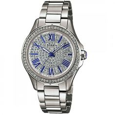 2013 New SHE-4510D-7A Japan Movt Genuine Sheen Steel Watch Sapphire Glass -commodityocean.com