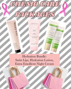Mary Kay Satin Lips, Mary Kay Eyeshadow, Chemo Care Package, Mary Kay Cosmetics, Facebook Party, Care Packages, Gift Sets, Marketing Ideas, Cancer Awareness