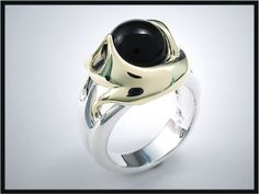 """Dear to """"Dream""""...  18kt Gold and Sterling Silver Orbis """"Dream"""" Ring"""