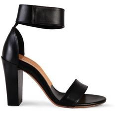CHLOÉ Medium Heel Sandals ($480) ❤ liked on Polyvore