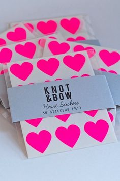 via pink olive http://pinkolive.com/hot-pink-heart-stickers-packet.html #photogpinspiration