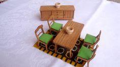 Lundby Puppenhaus; Dielenmöbel in Antiquitäten & Kunst, Antikspielzeug, Puppen & Zubehör   eBay!