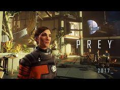 Prey – Gamescom 2016 Gameplay Teaser Video - YouTube