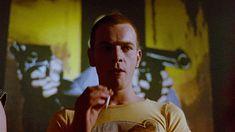 Renton on Tranispotting - 10 filmes que são melhores do que os livros em que foram baseados