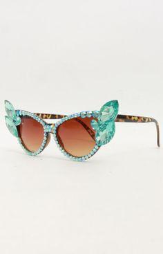 Her Tiny Teeth - Doris Sunglasses