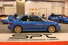 Subaru most coveted 22-B