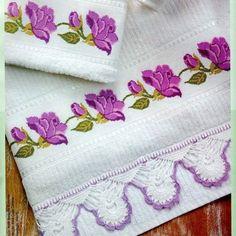 Ş Ribbon Work, Stitch 2, Bargello, Beautiful Roses, Tree Branches, Cross Stitch Embroidery, Crochet, Stitch Patterns, Needlework