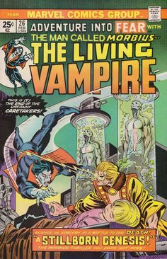 Adventure Into Fear #26 (With The Man Called Morbius The Living Vampire)