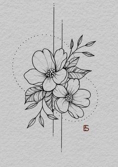 tattoos for women ; tattoos for women small ; tattoos for moms with kids ; tattoos for guys ; tattoos for women meaningful ; tattoos for daughters ; tattoos for women small meaningful Floral Tattoo Design, Flower Tattoo Designs, Mandala Flower Tattoos, Tattoo Ideas Flower, Hibiscus Flower Tattoos, Tatto Designs, Tattoo Floral, Small Flower Tattoos, Mandala Tattoo Design