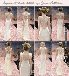 I'll take all of them please! | CHECK OUT MORE IDEAS AT WEDDINGPINS.NET | #weddings #weddingdress #inspirational