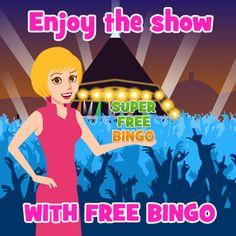 Enjoy over £35 free bingo play at Super Free Bingo! Now that's what I call great entertainment!   http://www.superfreebingo.com/pinterest1