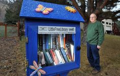 Books in a box: Little Free Library program comes to Billings