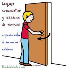 lenguaje comunicativo y narración de vivencias 1