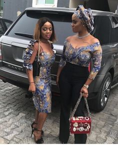 Here are 35 Latest Ankara Styles 2018 For Trendy and Fashionable Women – See Toyin Abraham (Aimakhu) Rocking one of the Ankara Style (PHOTOS) African Dresses For Women, African Print Fashion, Africa Fashion, African Attire, African Fashion Dresses, African Clothes, Ankara Fashion, Bad Dresses, Latest Ankara Styles