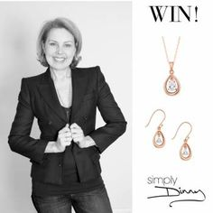 Win Simply Dinny by Dinny Hall Jewellery. All you have to do is enter your details for your chance to win! Dinny Hall, My Wish List, Jewelry Sets, Competition, Suit Jacket, Jewelry Design, Jewellery, My Style, How To Wear