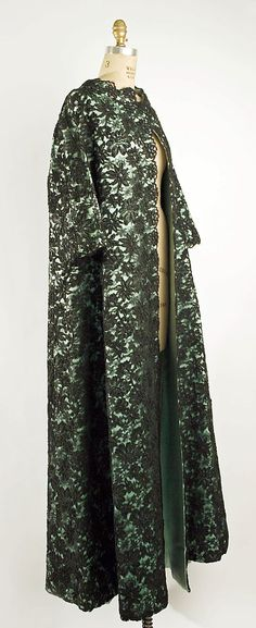 Anne Lowe, 1968 -- Matching Coat