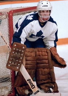 Tim Bernhardt...Toronto Hockey Goalie, Hockey Games, Goalie Mask, Toronto Maple Leafs, Nhl, Gladiators, Helmets, Sports, Photos