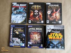 Star Wars PC Game Bundle
