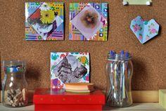 • Propuesta para el día del amigo • Post compartido con Maru Aprosof Fotografía & Creatividad / Origami al alma