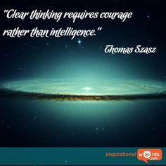 Inspirational Wallpaper Quote by Thomas Szasz