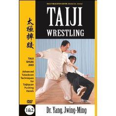 Taiji Wrestling - Shuai Jiao (YMAA Tai Chi Pushing Hands) (DVD) http://www.amazon.com/dp/B001BNEEXE/?tag=dismp4pla-20