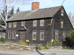 Baker-Sutton House, 1725, Ipswich, Massachusetts