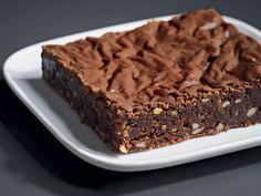 Brownies aux pistaches et noix de cajou en 40 minutes au four