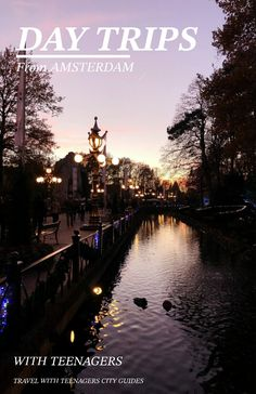 There are amazing things to do in Amsterdam with teenagers. Just outside of Amsterdam you can find some fun things to do with teenagers. A day trip from Amsterdam is just the thing.