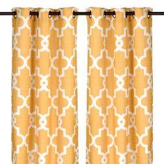 Marigold Maxwell Curtain Panel Set, 84 in.   Kirklands