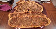 Konya Etli Ekmek | Nurselin Mutfağı Yemek Tarifleri