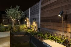 """ROSEAU XICATO: You can literally """"plant"""" this lighting product in your garden."""
