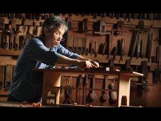 나무 결 속의 전통을 잇다, 중요무형문화재 제55호 소목장 보유자 박명배 1부 - YouTube