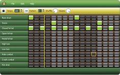 Monkey Machine - online drum machine