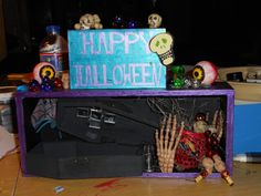 It's not Halloweenbut every day is Halloween by WickedAlterations, $35.00