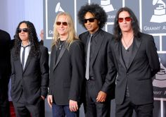 Alice in Chains Photo - 52nd Annual GRAMMY Awards - Arrivals