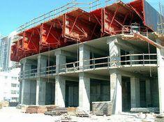 ERTF - Tunnel formwork by Mesa Imalat Sanayii ve Ticaret A. Grill Gate Design, Concrete Formwork, Outdoor Decor, Home Decor, Decoration Home, Room Decor, Home Interior Design, Home Decoration, Interior Design